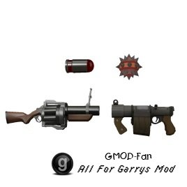 TF2 Sticky & Grenade Launcher