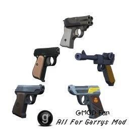 TF2 Pistol SWEPs