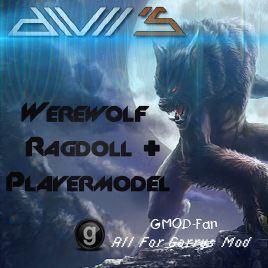 Divii's Werewolf PlayerModel