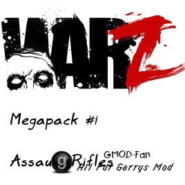 WarZ Megapack #1 - Assault Rifles Перезалив