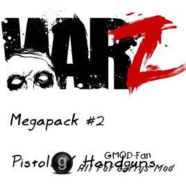 WarZ Megapack #2 - Pistols / Handguns