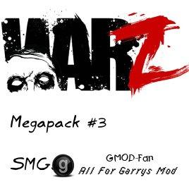 WarZ Megapack #3 - SMGs