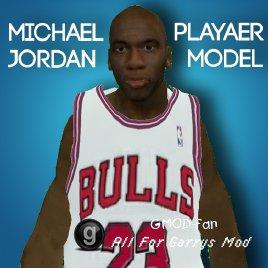 Michael Jordan Player Model