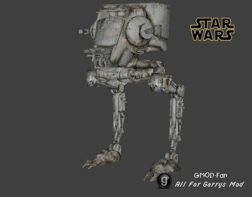 Star Wars - AT-ST