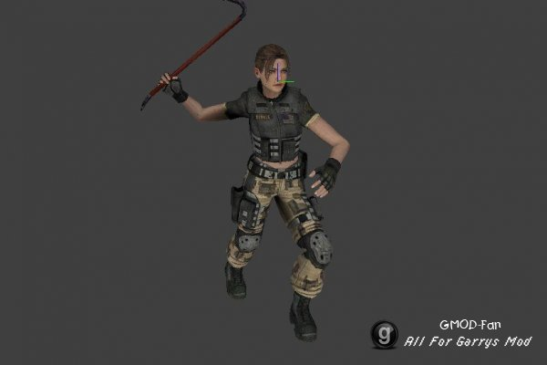 FEAR 2 SGT Stokes Playermodel