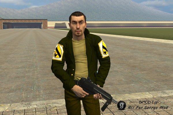 Ace ARMY Skin