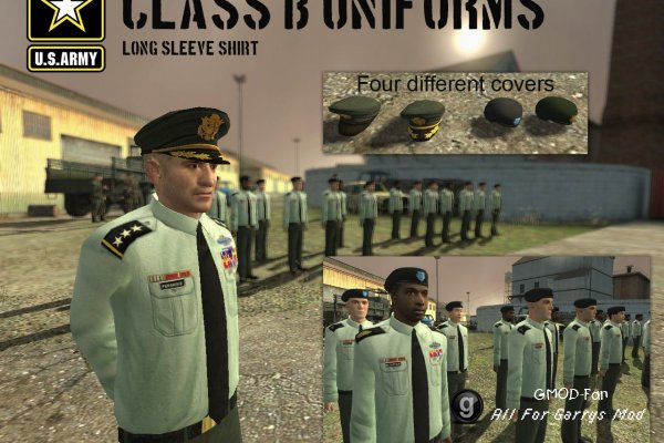ArmyClassBs