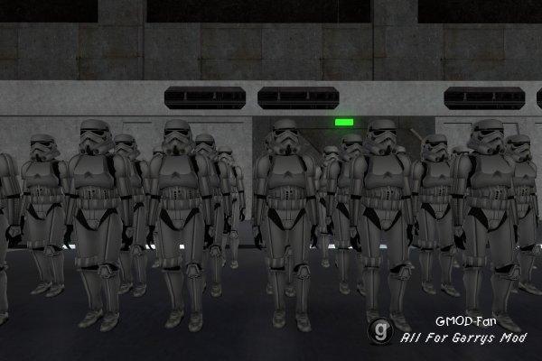 Star Wars: Galactic Empire NPCs