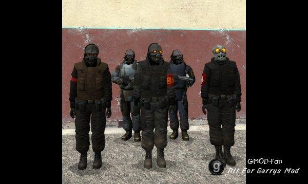 MissingInfo Soldier's Models