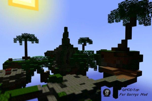 Skycrafted Minecraft