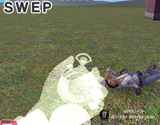Dead Ringer SWEP