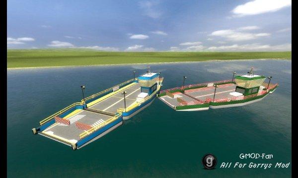 SligWolf's Ferry