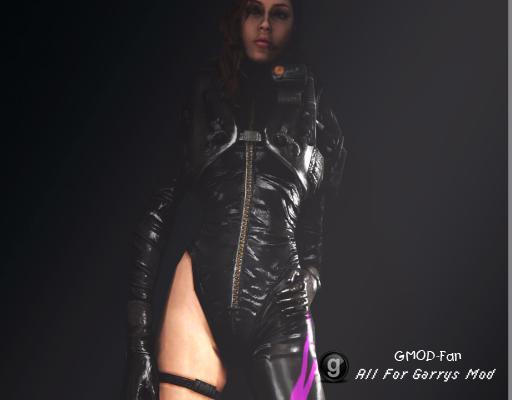 Resident Evil Revelations - Jessica Sherawat