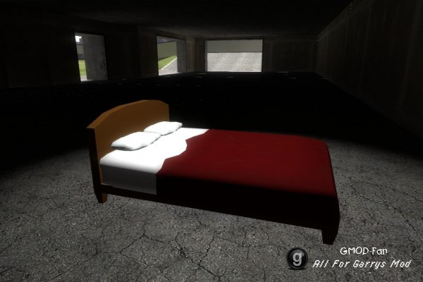 Bed and Pillow
