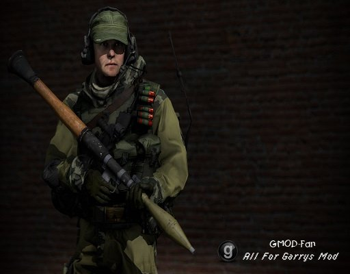 BF4 Player Models