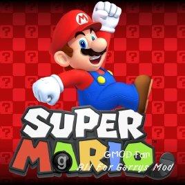 Super Mario ragdolls pack