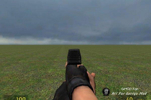 Alyx Gun SWEP 2.0 FIXED ANDhex