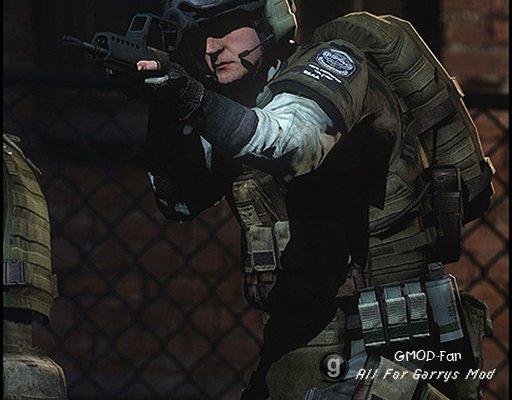 Resident Evil 6: BSAA SOU
