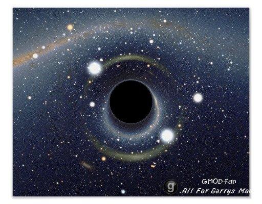 Black Hole Gun