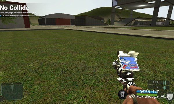 Sonic the hegehog for your toolgun! (skin)