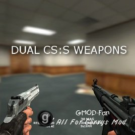 Dual CS:S Weapons