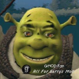 Shrek Playermodel