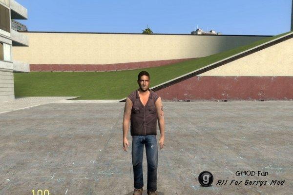 Jack Shephard Player Model