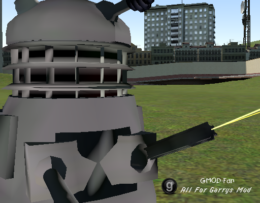 Dalek Travel Machine