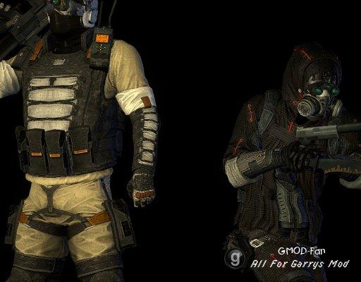 Splinter Cell Spy and Merc