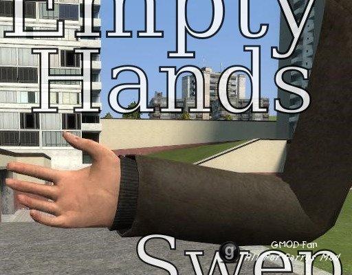 Empty Hands Swep