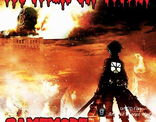 Attack on Titan Gamemode
