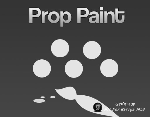 Prop Paint [Stool]
