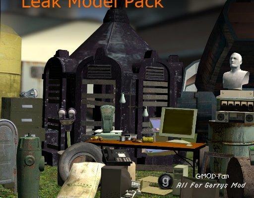 Half-Life 2 Leak Prop Pack