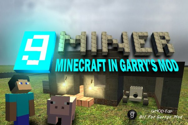 Gminer - Minecraft in Gmod