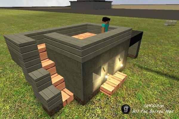 Gminer - Minecraft in Gmod