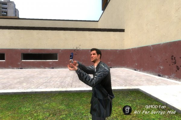 Max payne player model