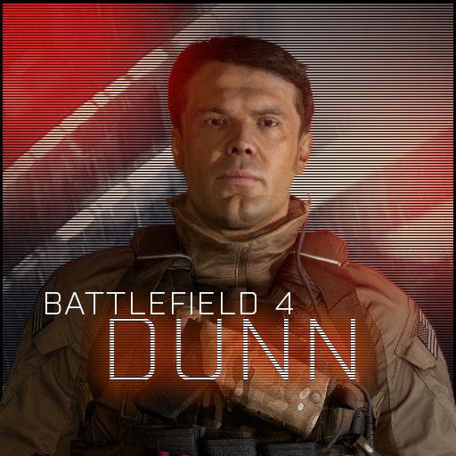 Battlefield 4 - William Dunn
