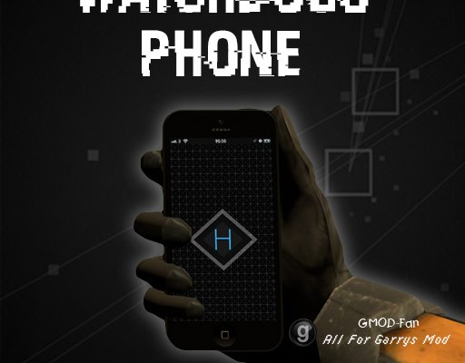 Watch Dogs Phone