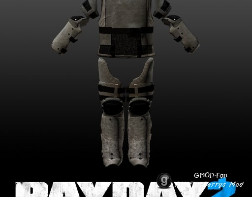 Payday 2 Armour