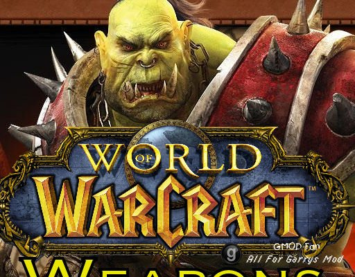 World of Warcraft - Axes and Hammers
