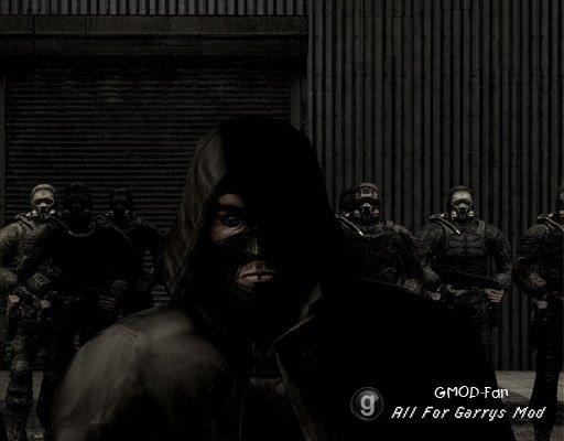 NPC'S Pack Stalker