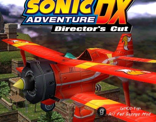 Sonic Adventure DX - Tornado