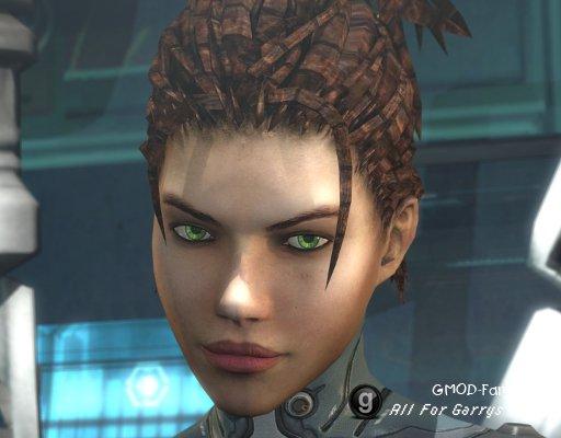 StarCraft 2 Sarah Kerrigan (dezerged)