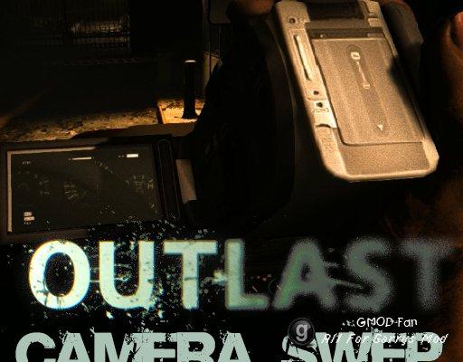 Outlast Camera SWEP WIP