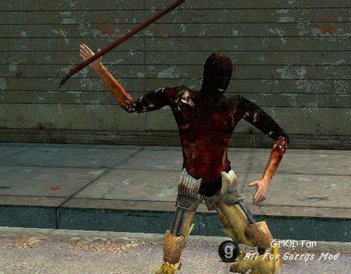 Corpse Hybrid Player and NPC