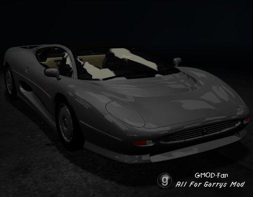 [LW] Jaguar XJ220