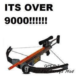 Over 9000 Crossbow