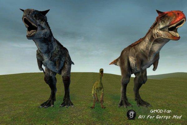 PrimalCarnageDinosaurs npc-beta 2