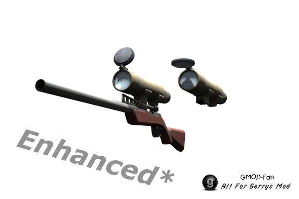 TF2 Enhanced Sniper Rifle