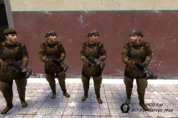 Fallout New Vegas NPCs